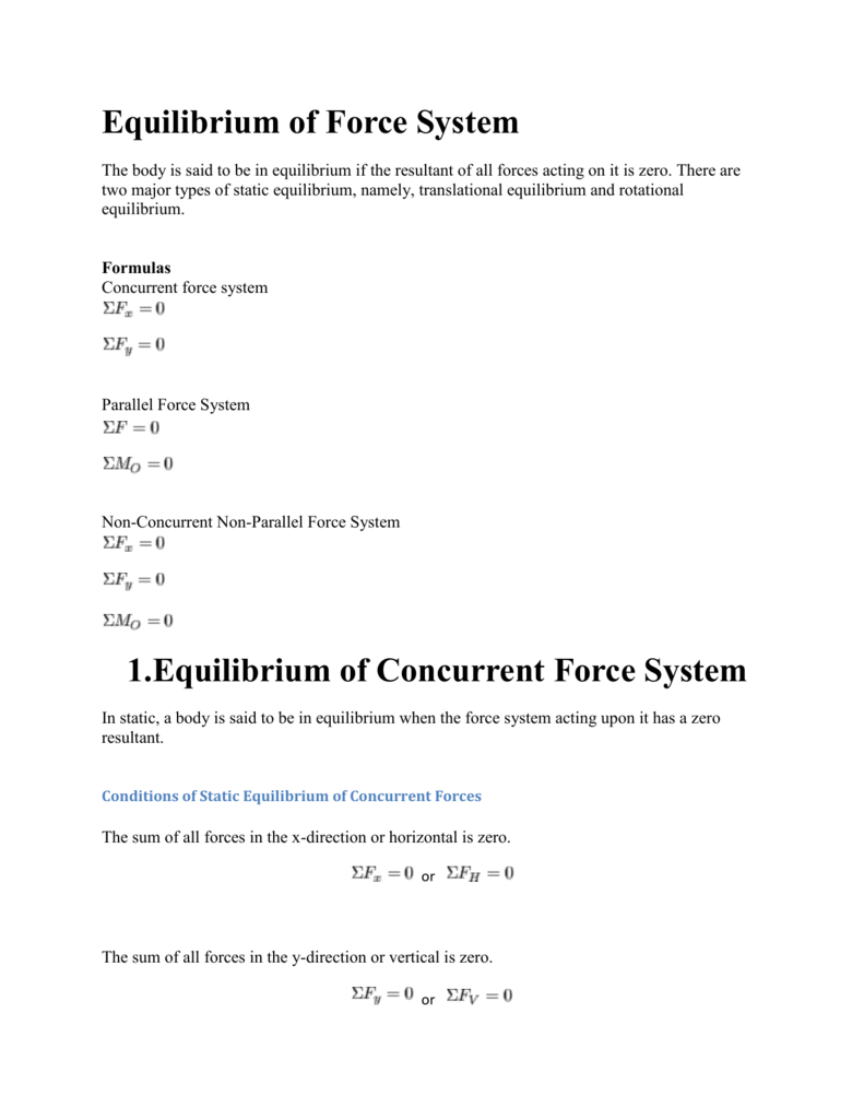 Problem 310 - 311 | Equilibrium of Concurrent Force System