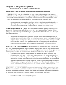 Rogerian essay example