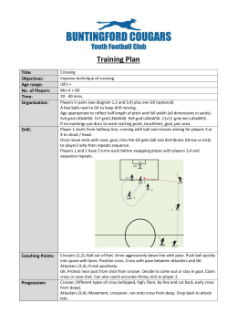 Volleyball drills and practice plans drill crossing u8s malvernweather Images