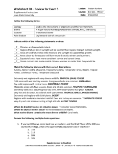 Worksheet 30 Key - Iowa State University