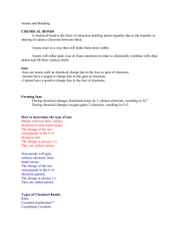 5 1 atoms bonding and the periodic table guided reading and rh studylib net Atoms and Bonding Chapter Test atoms and bonding guided reading and study covalent bonds answers