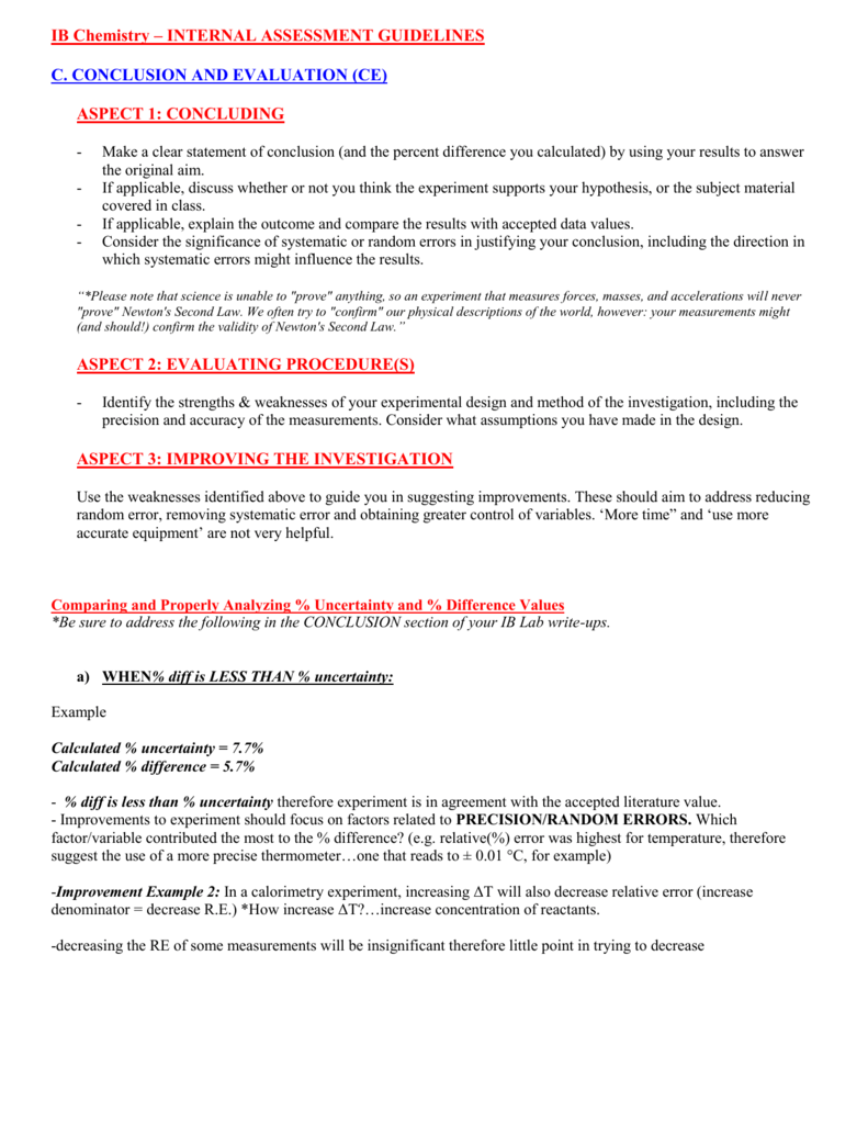 3 Conclusion And Evaluation Labsce