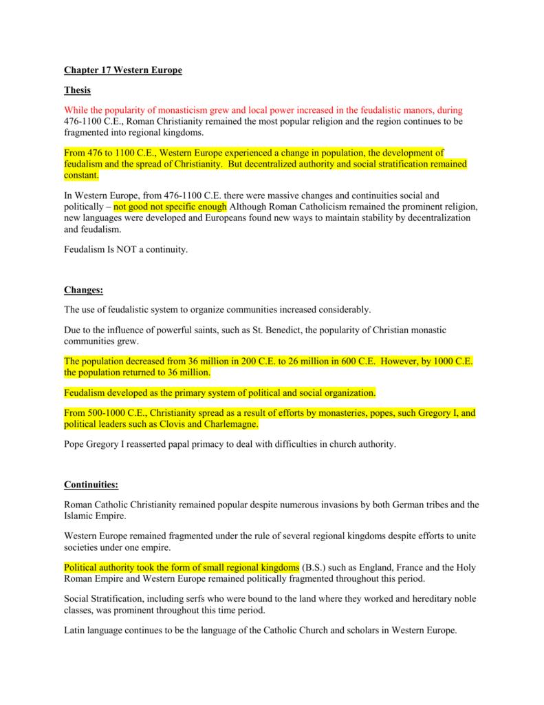 Ccot essay example