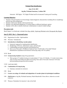 agenda - Coastal Training Program