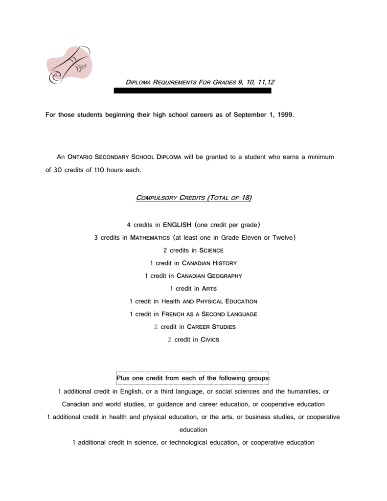 Curriculum Information - Upper Canada District School Board