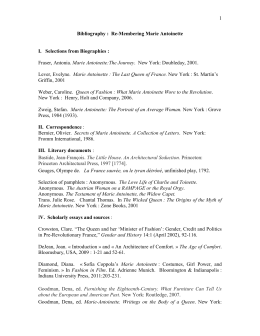 Bibliography - American Society for Eighteenth