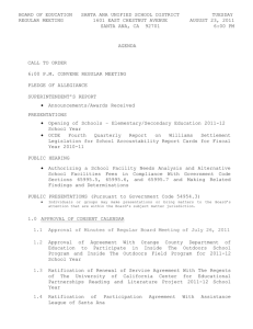 Board Meeting Agenda 2009-06-23 18-00