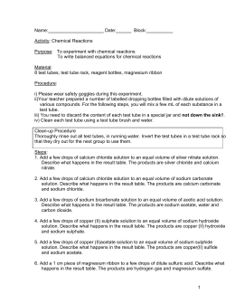 07 Skeleton Equations Worksheet