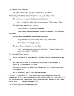 principle of double effect pdf