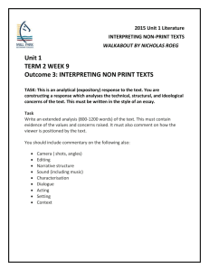 2015 SAC 1-3 Interpreting non print texts docx