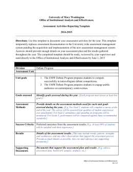 Assessment-Activity-Template-2014-15-Debate