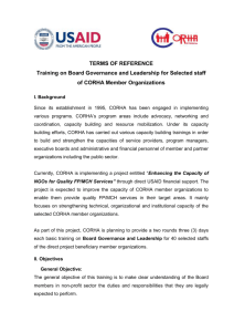 Service Provision Agreement to adopt and developing Integrated