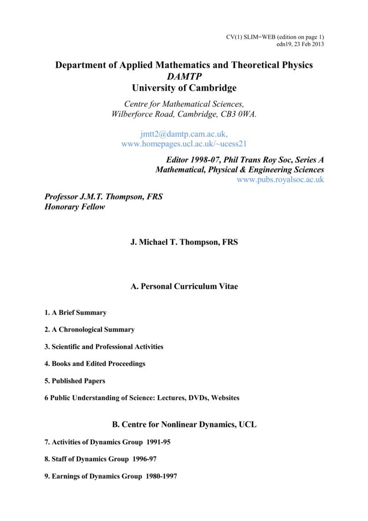 Nonlinear Dynamics in Engineering Systems: IUTAM Symposium, Stuttgart, Germany, August 21–25, 1989