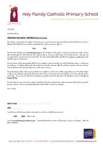 Music lessons letter to parents May 15