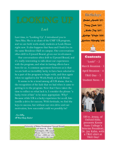 March 2013 Newsletter - University of Maine Farmington