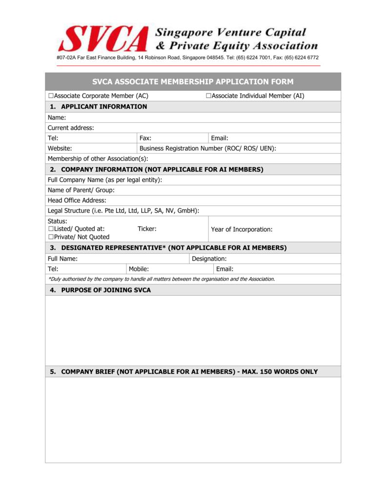 SVCA-Membership-Application-FORM-AC