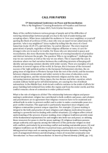 Call for papers - York St John University