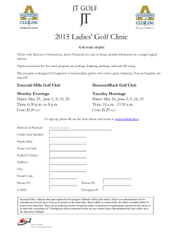 Ladies` Clinic