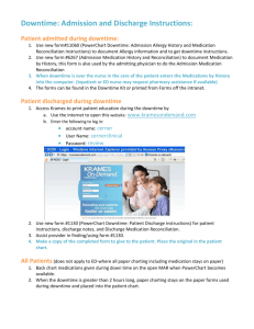 Print Quick Guide - Munson Healthcare