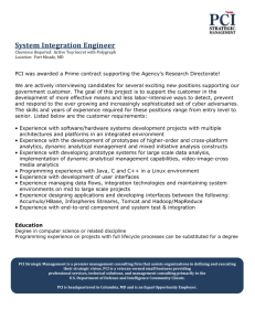 System Integration Engineer