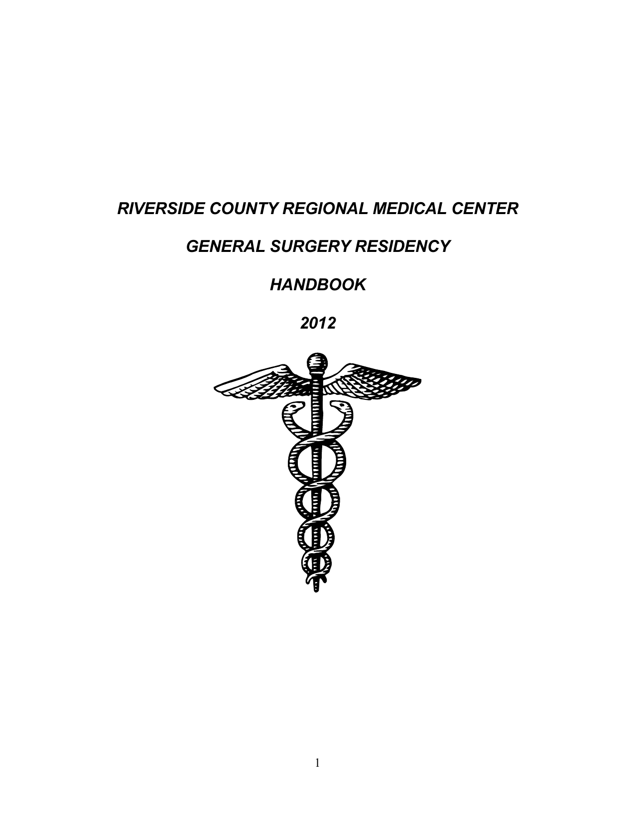 the Word file - RCRMC General Surgery Residency
