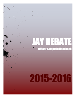 Picture - the Jay Debate community