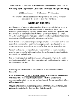 Lausd blank lesson planning template 6 u3 wk 3 pronofoot35fo Images