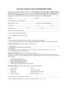 Attached you will find a membership form