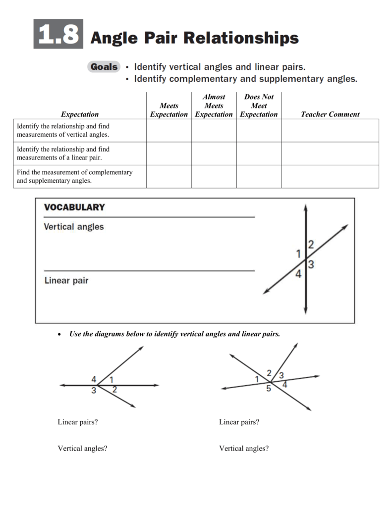 Uncategorized Complementary And Supplementary Angles Worksheet complementary and supplementary angles worksheet telling time word worksheet