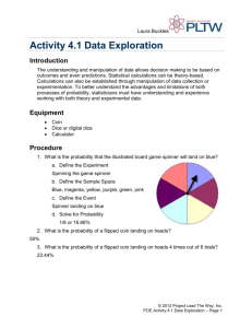 Statistical Data Exploration