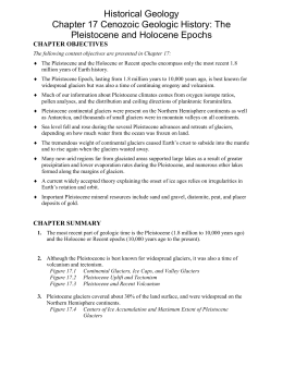WS Ch 17 Objectives and Summaries