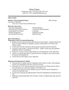 Downloadable Resume - Professional Learning Portfolio
