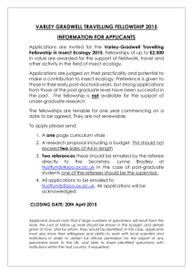 TWAS Postdoctoral Fellowships