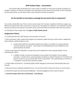 gmo research paper outline