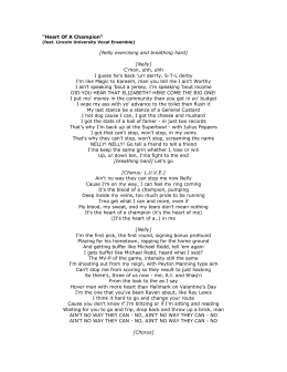 Lyrics Text