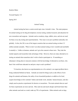 Persuasive Essay Thesis Statement Examples Fi Animal Testing Essay Essays On Different Topics In English also Research Essay Proposal Senior Project Research Paper Term Paper Essays