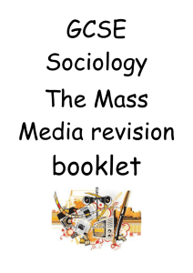 Mass Media Revision Book