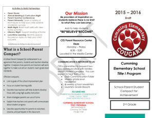 Our Mission - Forsyth County Schools