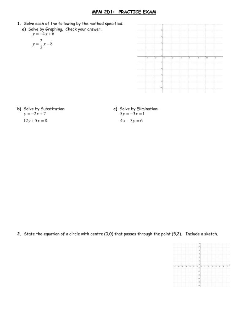 Unit 1: Intro to Calculus: