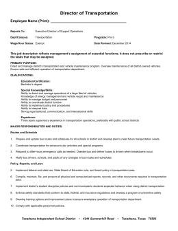 instructional aide job description