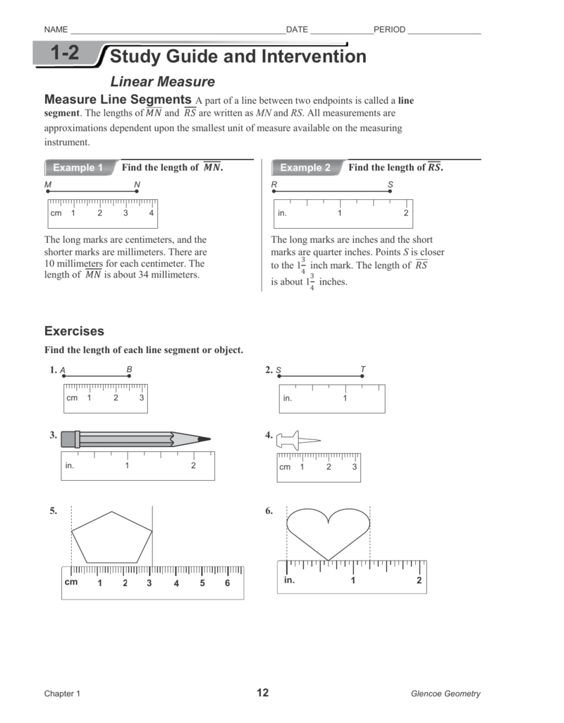 3 4 equations of lines worksheet answers glencoe geometry tessshebaylo. Black Bedroom Furniture Sets. Home Design Ideas