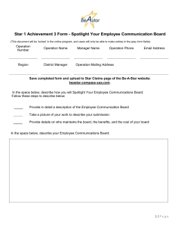 Spotlight Your Employee Communication Board