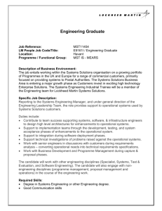 Engineering Graduate
