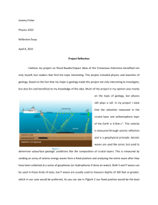 Self-Reflection Paper for Physics