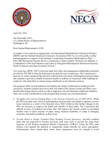 ibew-neca joint letter on pension reform