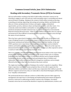 Theme 6.6: VT STS Common Ground Article 3