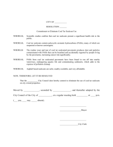 The Tar Property Management Agreement
