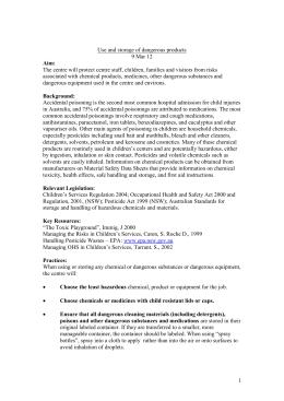 hazardous substance register template - register for hazardous substances dangerous goods chemicals