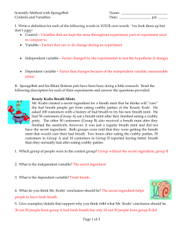 Scientific Method Worksheet Spongebob Worksheets for all ...