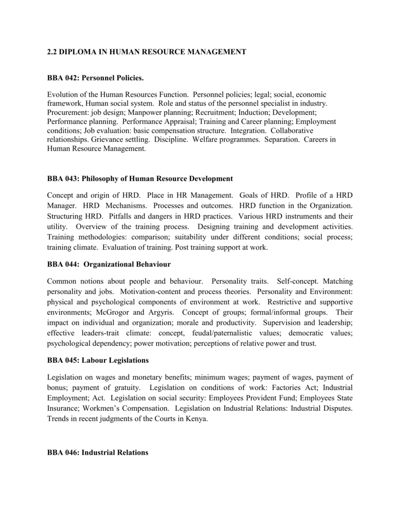 diploma_in_human_resource_management